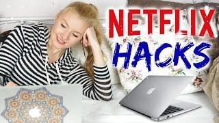 8 GENIALE NETFLIX HACKS - Tipps & Tricks zum Filme & Serien gucken!