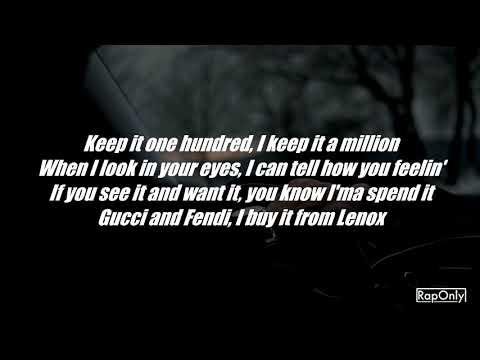Quando Rondo x YK Osiris - Lovers And Friends (Lyrics - Lyric Video)