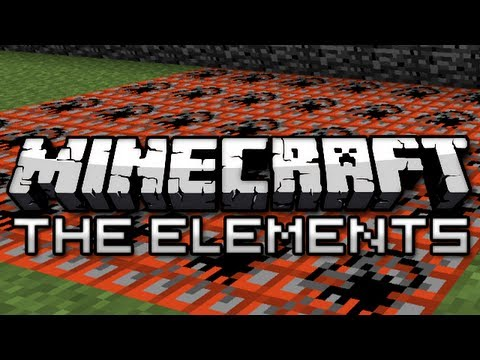 Minecraft: The Elements w/ Friends (Mini Game)