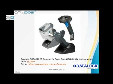 Datalogic Barcode Scanners Buy POS Hardware at Only POS Australia