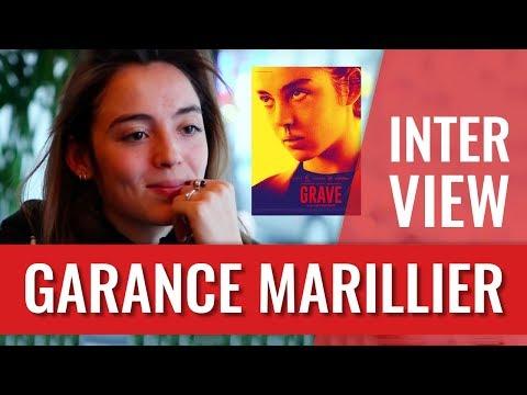 Interview — Garance Marillier dans « Grave »