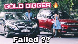 gold digger prank part 1