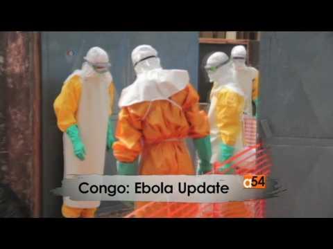 Congo Ebola Update