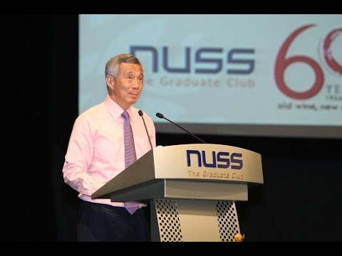 NUSS 60th Anniversary Lecture: Singapore in Transition