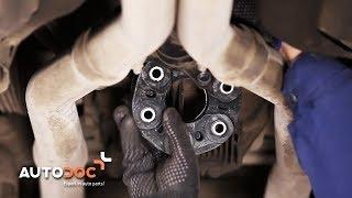 Video Cоmo cambiar casquillo de junta de cardán MERCEDES-BENZ GL X164 INSTRUCCIÓN | AUTODOC download MP3, 3GP, MP4, WEBM, AVI, FLV Agustus 2018