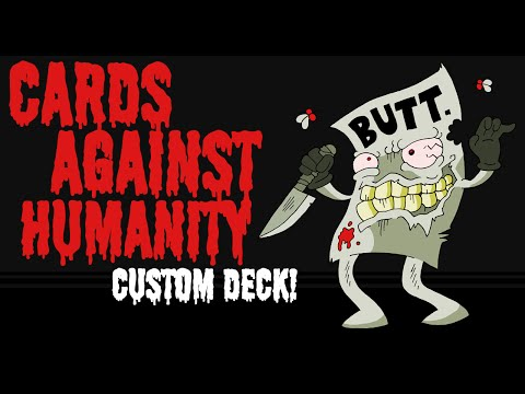 Anita Sarkeesian vs. Joe Camel | Cards Against Humanity with
