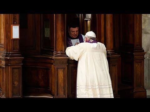 Bản hướng dẫn xét mình và Cách thức xưng tội Chuẩn bị tâm hồn cho Mùa Vọng