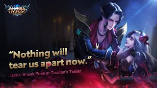 """Nothing will tear us apart now""