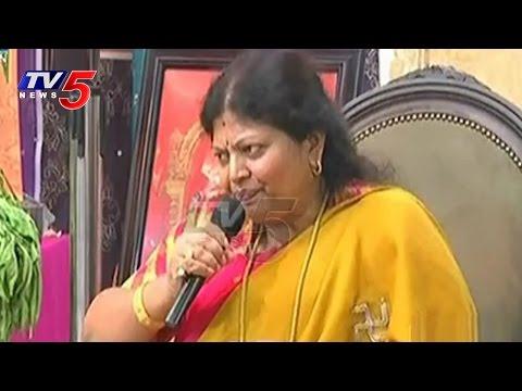 "Dr. Shobha Raju ""Annamayya Concert"" | Shakambari Utsavalu In New Jersey : TV5 News"