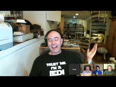 Deep Space Hangout - February 18th - David Rosen, Doug Ellison & Ali Aras
