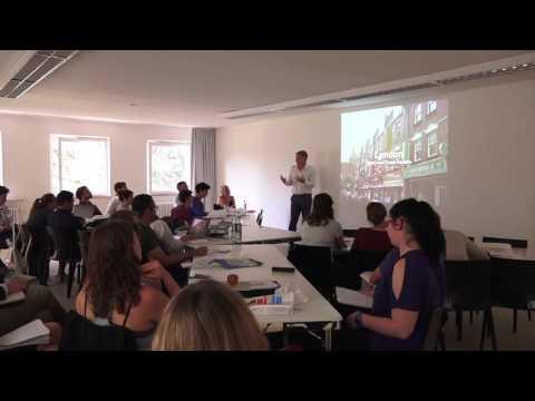 Schengen Summer School in Architecture & Migration - Stefan Bendiks