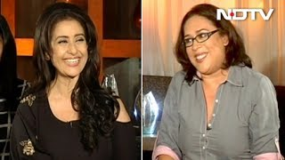 Manisha Koirala Talks 'Dear Maya' And Keeps It Simple