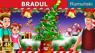 BRADUL   Povesti pentru copii   Romanian Fairy Tales