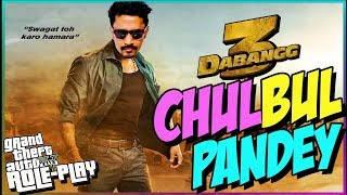 GTA 5 RP LIVE 🔴 CHULBUL PANDEY in ACTION 👮 Legacy India • GTA 5 Role Play • Powered by Lenovo