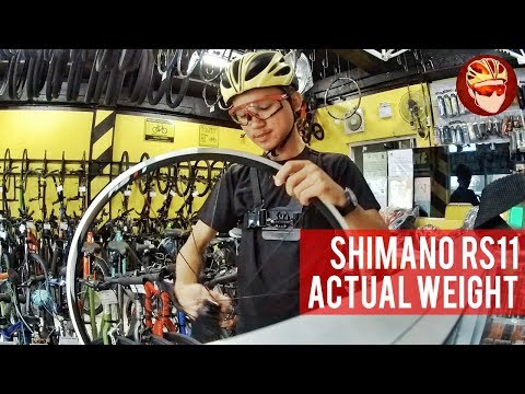 shimano-rs11-actual-weight-|-vlog