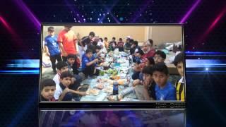 رحلة صف سادس مع معلميهم إلى استراحة السبهان