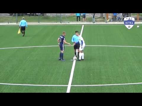 6ac847f301a51 FC Nitra - FK Poprad 4:1, 26.kolo I.LMD U17