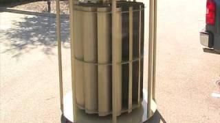 Low Wind Military Turbine