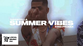 Asian Killa (Renzy, Litsuke, & Shimske) - Summer Vibes (LOCAL Exclusive - Official Music Video)