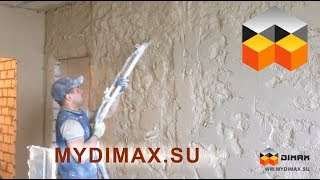 Механизированная штукатурка стен. Технология монтажа(, 2018-02-06T11:06:23.000Z)
