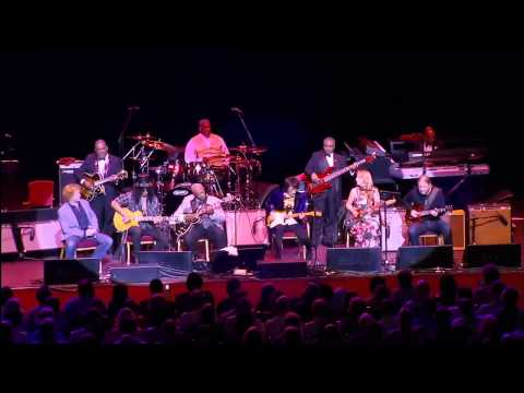 B.B King ,Slash and Others at The Royal Albert Hall 2011 (HD)