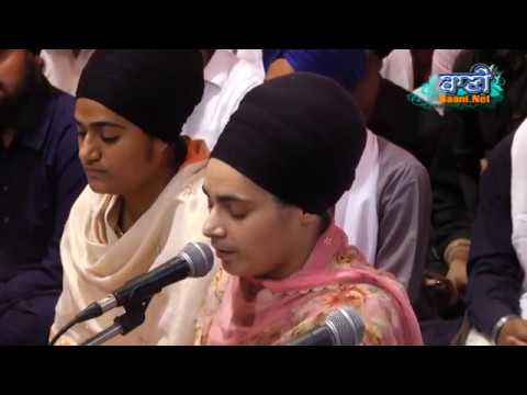 Bibi-Simarjeet-Kaur-Ji-Faridabad-Wale-At-G-Bala-Sahib-On-27-October-2017