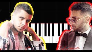 Bilal Sonses & Reynmen - Sen Aldırma - Piano Tutorial by VN Resimi