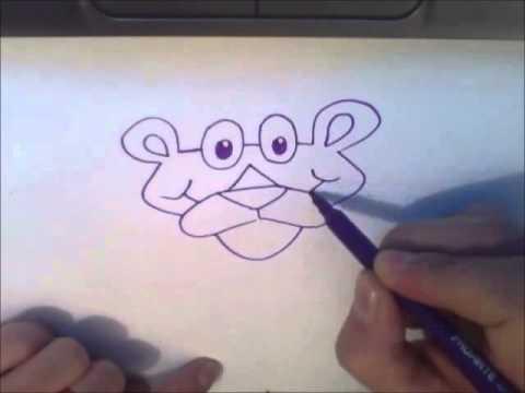 Como Desenhar O Pantera Cor De Rosa Como Desenhar O Pantera Cor
