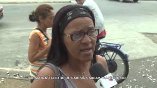 TERCEIRA VIA NOTÍCIAS DE 27 DE NOVEMBRO DE 2015  VT   BURACO CENTRO