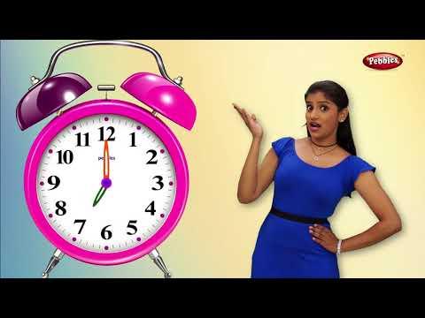 Ghadyalat Vajle Ek | Chandoba Chandoba Bhaglas Ka | Marathi Rhymes For Children | Marathi Kids Songs