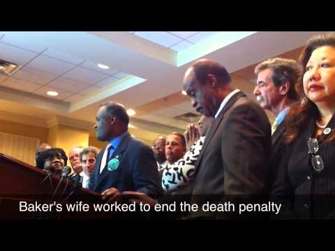 Maryland Governor Death Penalty Announcement