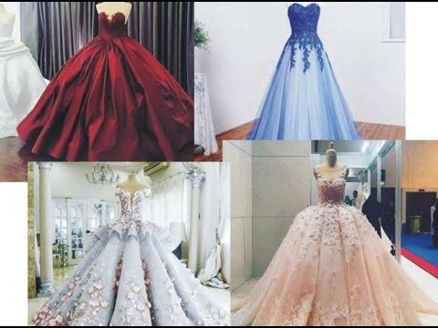 Inspirasi Gaun Pengantin Anggun Dan Mewah