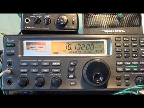 LY5A Lithuania amateur radio station 18132 Khz USB