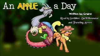 Pony Tales [MLP Fanfic Readings] 'An Apple a Day' by Craine (romance) – MONTH OF LURVE #4