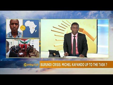 Burundi crisis: Is Michel Kafando up to the task? [The Morning Call]