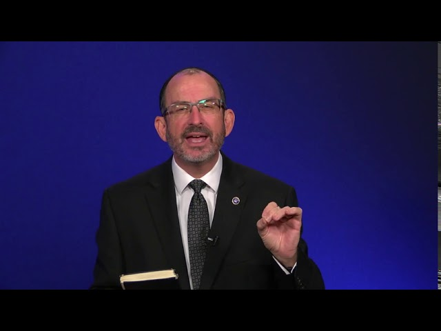 Mateus 2 - Parte 1 - Dr. Baruch Korman