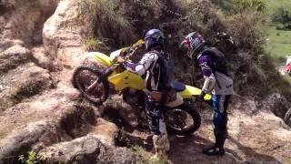 Trilha de moto - Botucatu - Degraus do Linhão