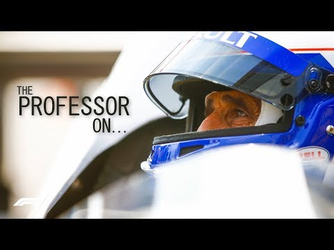 Alain Prost On All Things F1