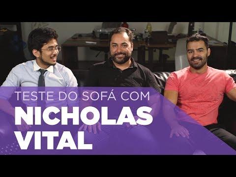 Teste do Sofá ep. 28 | Nicholas Vital