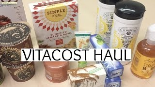 Vitacost Haul: Shop Healthy on a Budget! | Summer Saldana