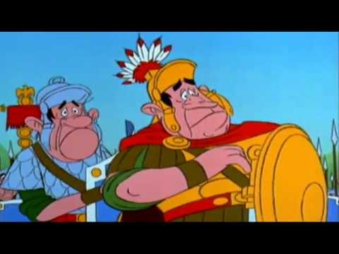 Asterix en de helden || complete film || Dutch Nederlands gesproken | Asterix en Obelix