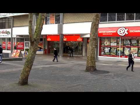 Town Centre, Swindon