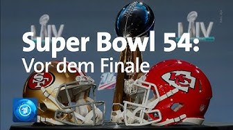 Super Bowl: Großes Finale der NFL-Saison