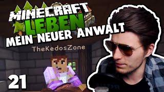 MEIN NEUER ANWALT ✪ Minecraft LEBEN #21 | Paluten