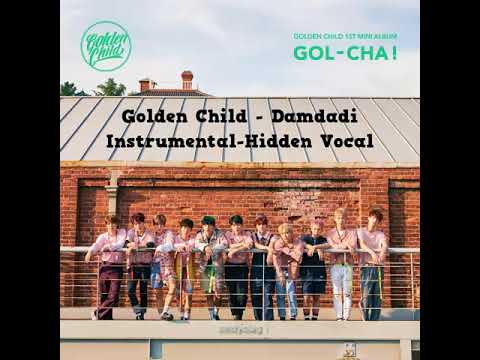 [#INSTRUMENTAL] GOLDEN CHILD - DAM DA DI WITH BACKGROUND VOCALS (karaoke)