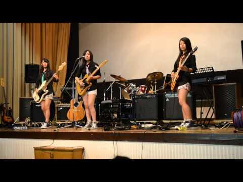 Base Ball Bear  『 Stairway Generation 』 -文化祭視聴覚教室ライブ-