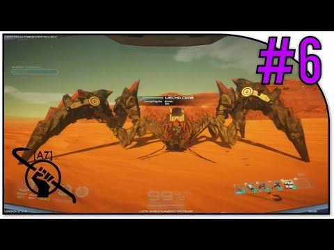 أوسيريس الفجر الجديد - 6 - ميكا كراب - Osiris New Dawn