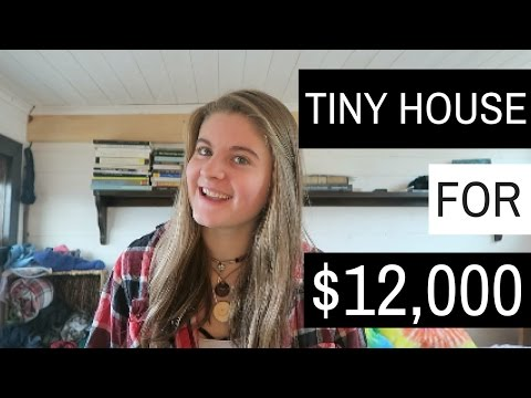 Why My Tiny House Only Cost