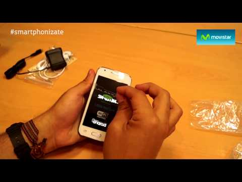 Samsung Galaxy Ace 4 - Unboxing