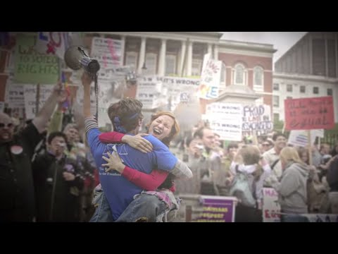This Emotional Video Illustrates How Far Marriage Equality Had To Come